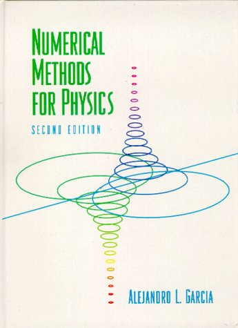 Numerical Methods for Physics  2nd 2000 edition cover