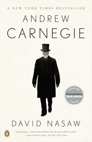 Andrew Carnegie  N/A edition cover