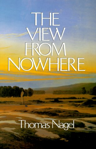 View from Nowhere   1989 (Reprint) edition cover