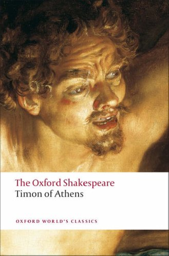 Timon of Athens   2008 edition cover