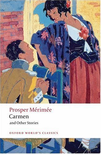 Carmen and Other Stories   2008 9780199540440 Front Cover