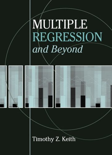 Multiple Regression and Beyond   2006 edition cover
