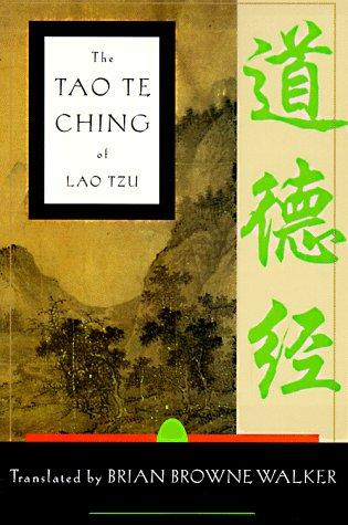 Tao Te Ching of Lao Tzu   1995 (Revised) edition cover