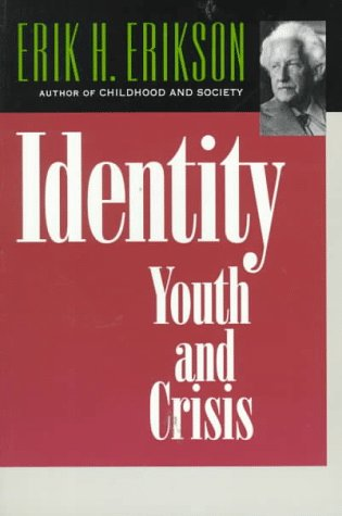 Identity Youth and Crisis   1994 edition cover