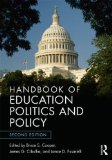 Handbook of Education Politics and Policy  2nd 2015 (Revised) edition cover