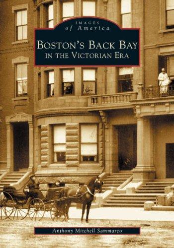 Boston's Back Bay in the Victorian Era   2003 edition cover