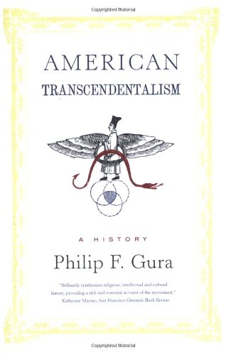 American Transcendentalism A History N/A edition cover