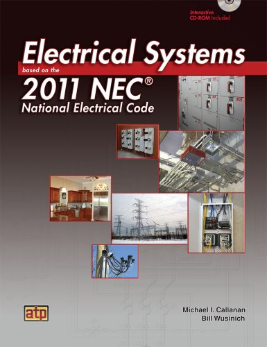 Electrical Systems Based on 2011 NEC   2011 edition cover