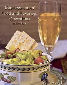 Management of Food And Beverage Operations:  2010 edition cover