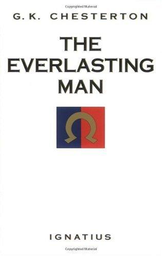 Everlasting Man   1993 edition cover
