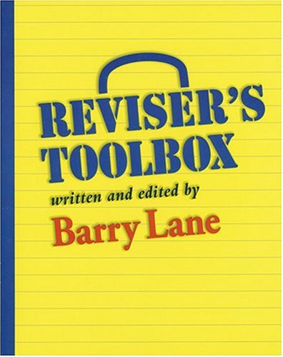 Reviser's Tool Box  N/A edition cover