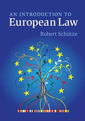 Introduction to European Law   2012 edition cover
