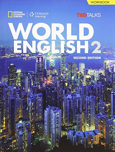 World English 2  2nd 2015 edition cover