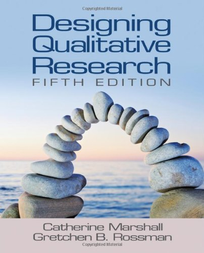 Designing Qualitative Research  5th 2011 edition cover