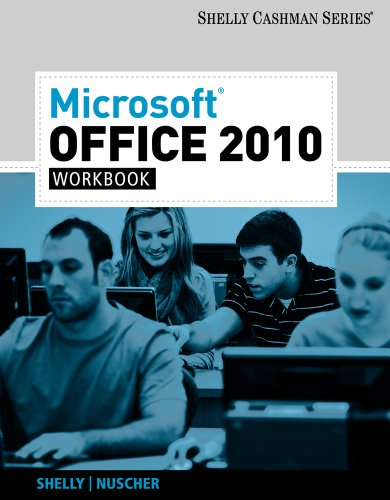 Microsoft� Office 2010   2011 (Workbook) edition cover