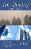 Air Quality, Fifth Edition  5th 2014 (Revised) edition cover