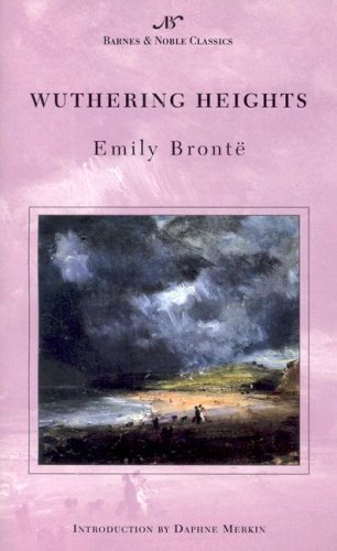 Wuthering Heights  N/A 9781593080440 Front Cover