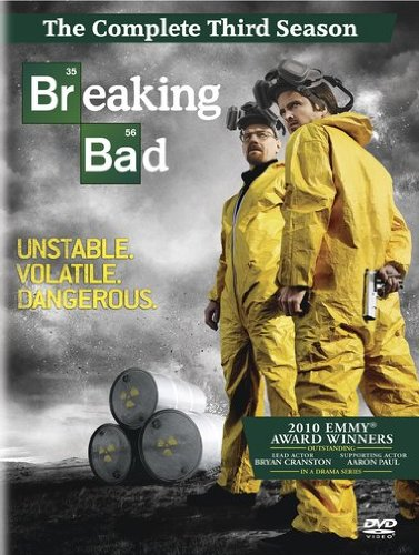 Breaking Bad - Season 03 (4 discs) System.Collections.Generic.List`1[System.String] artwork
