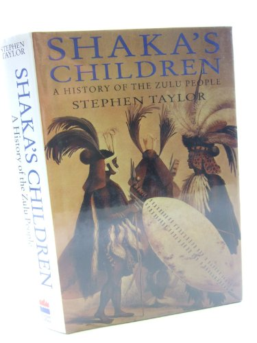 Shaka's Children   1994 edition cover