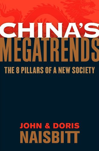 China's Megatrends The 8 Pillars of a New Society  2010 9780061859441 Front Cover