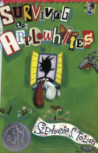 Surviving the Applewhites   2002 edition cover