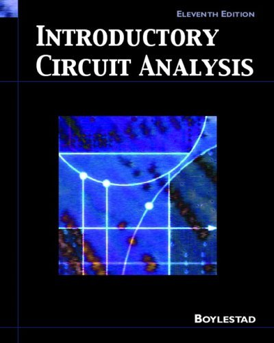 Introductory Circuit Analysis  11th 2007 (Revised) edition cover