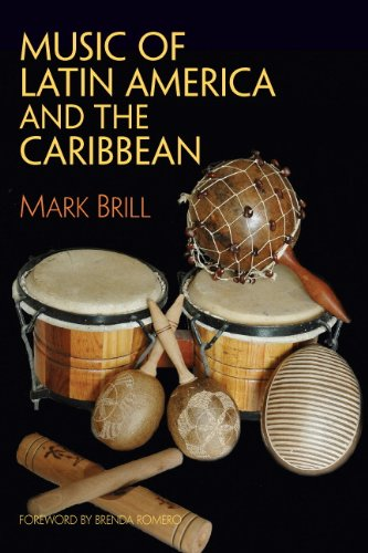Music of Latin America and the Caribbean   2011 9780131839441 Front Cover