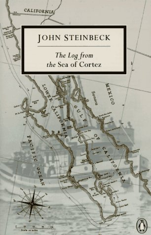 Log from the Sea of Cortez   1995 (Revised) edition cover