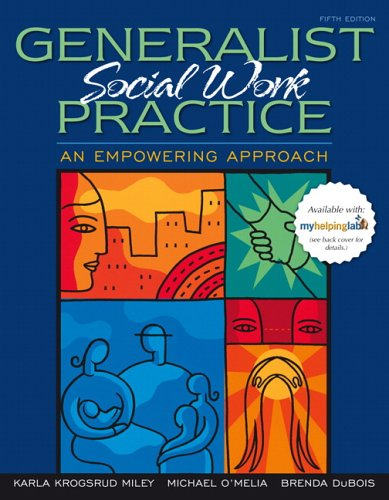 Generalist Social Work Practice An Empowering Approach 5th 2007 edition cover