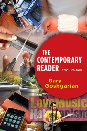 Contemporary Reader  10th 2011 edition cover