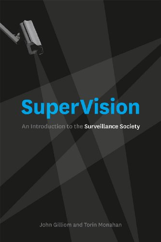 SuperVision An Introduction to the Surveillance Society  2012 edition cover