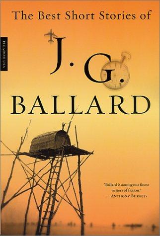Best Short Stories of J. G Ballard  Revised edition cover