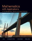 Mathematics With Applications in the Management, Natural, and Social Sciences + New Mymathlab With Pearson Etext Access Card:   2014 edition cover