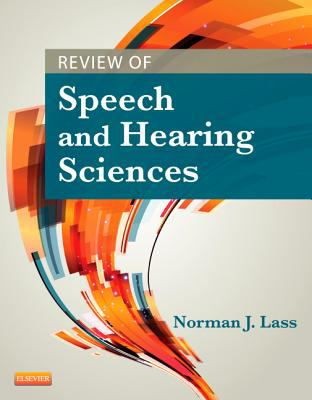Review of Speech and Hearing Sciences   2012 edition cover