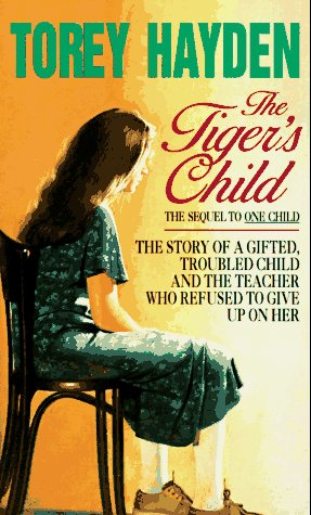 Tiger's Child   1995 edition cover