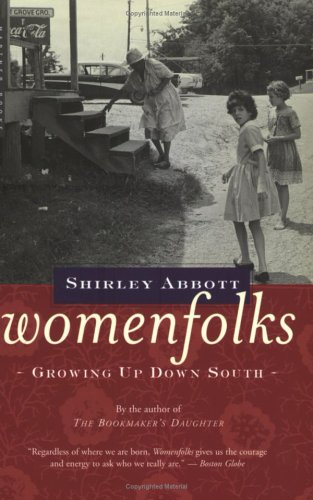 Womenfolks Growing up down South  1998 (Revised) edition cover