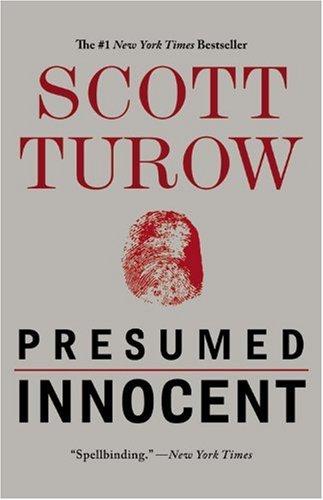 Presumed Innocent  Reprint edition cover