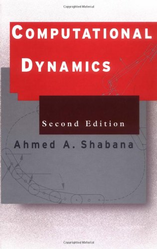 Computational Dynamics  2nd 2001 (Revised) 9780471371441 Front Cover