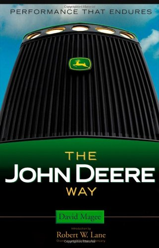 John Deere Way Performance That Endures  2005 edition cover
