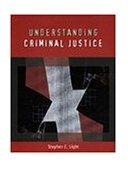 Understanding Criminal Justice  1999 9780534559441 Front Cover