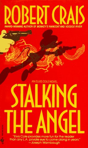 Stalking the Angel  N/A 9780553286441 Front Cover