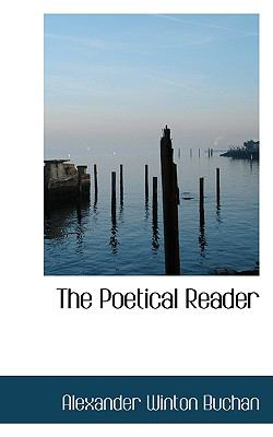The Poetical Reader:   2008 edition cover
