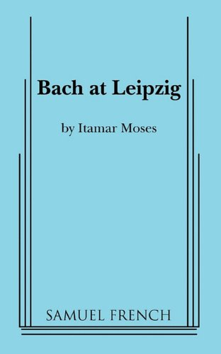 Bach at Leipzig   2008 9780573651441 Front Cover