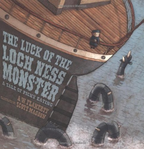 Luck of the Loch Ness Monster A Tale of Picky Eating  2007 edition cover