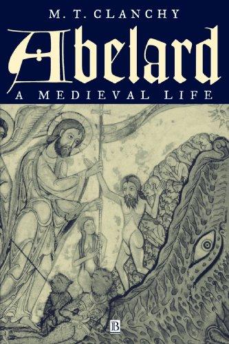 Abelard A Medieval Life  1999 (Reprint) edition cover