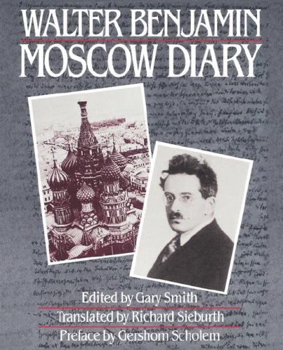 Moscow Diary   1986 edition cover