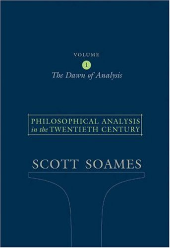Dawn of Analysis   2003 edition cover