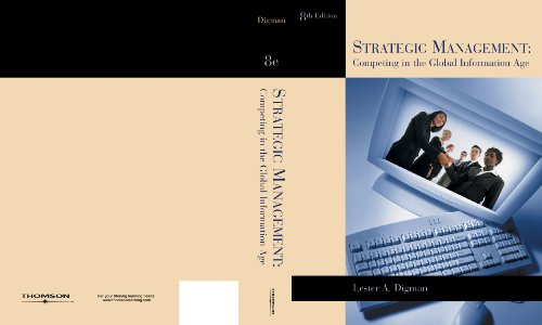 Strategic Management : Competing in the Global Information Age 8th 2006 edition cover