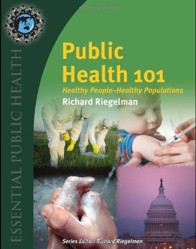 Public Health 101 Healthy People-Healthy Populations  2010 edition cover