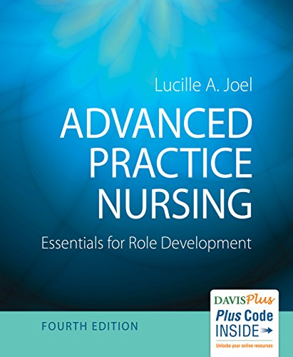 Advanced Practice Nursing Essentials of Role Development 4th (Revised) 9780803660441 Front Cover